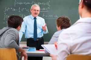 استاد خوب و منظم