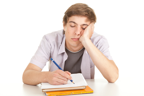 تصویر چگونه وقتی حوصله نوشتن نداریم بنویسیم؟