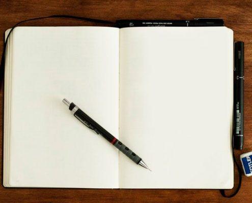 مراحل نوشتن