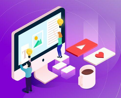 چگونه برای سایت خود محتوا تولید کنیم